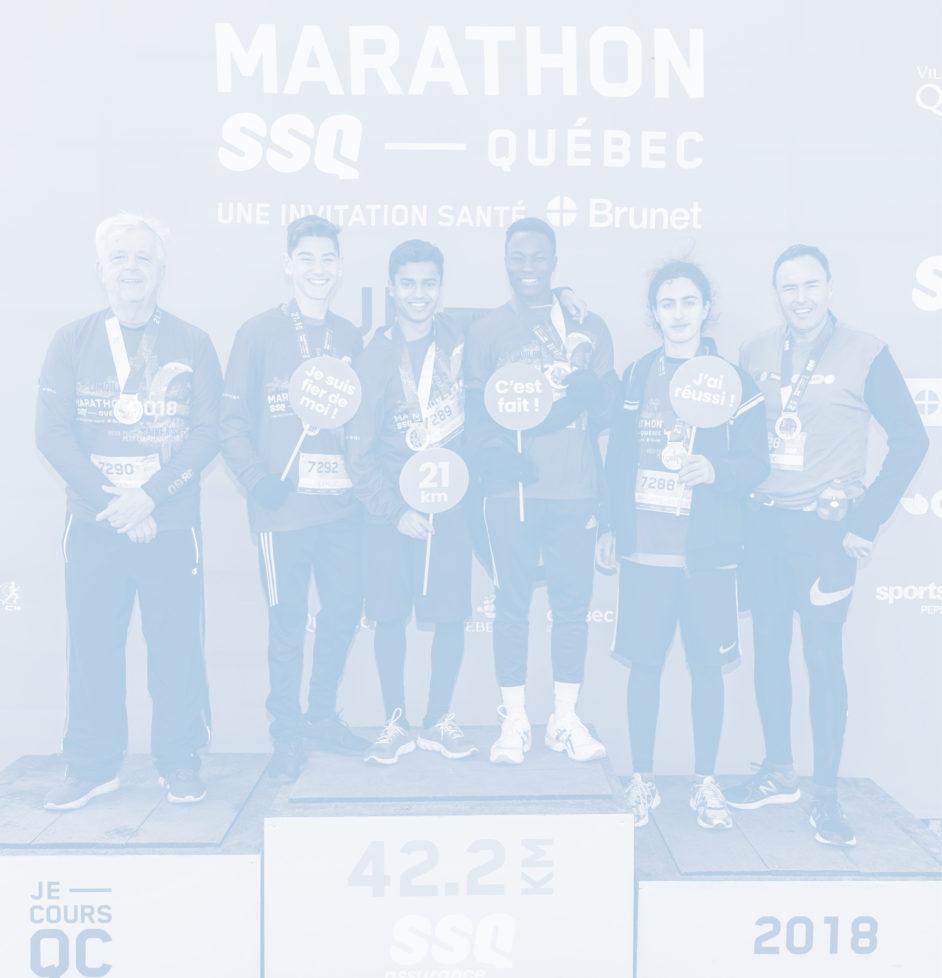 Marathon SSQ